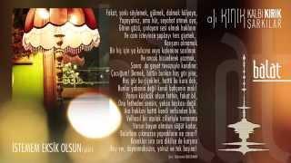 Ali Kınık - İstemem Eksik Olsun ( Official Lyric Video )