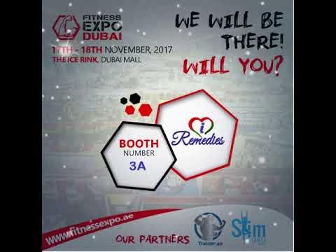 Join us @ Fitness Expo Dubai 2017