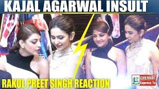 Kajal Agarwal Insults Rakul Preet Singh | Captain marvel | Chennai Express