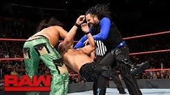 The Hardy Boyz vs. Luke Gallows & Karl Anderson: Raw, July 31, 2017