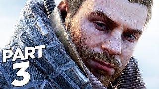 METRO EXODUS SAM'S STORY Walkthrough Gameplay Part 3 - SNIPER (DLC)