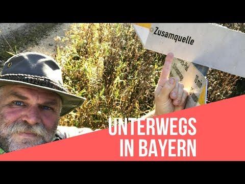 Tour 4, unterwegs in Bayern