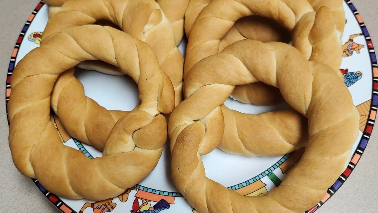 Como hacer roscas de manteca con 225 gr de harina