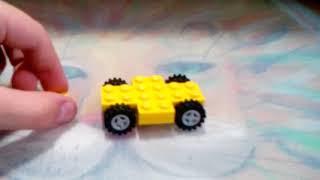 Как сделать машину из LEGO