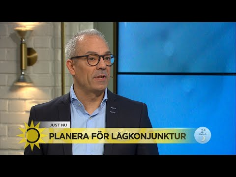 Så påverkas din ekonomi av en lågkonjunktur - Nyhetsmorgon (TV4)