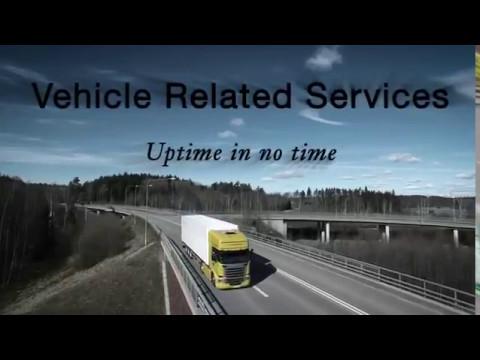 Scania VRS-Piezas y Servicios para semirremolques