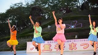 八重桜まつりライブ 2013.4.27 での危ない女の子シスターズ(AOS) のライ...