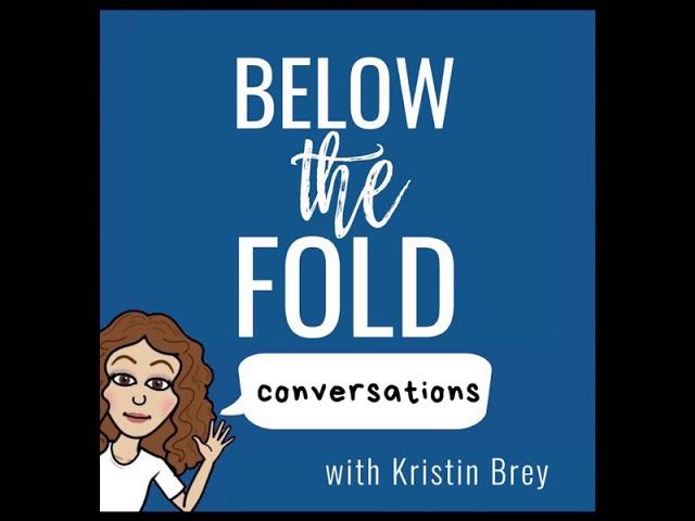 Below the Fold: Conversations w/ Bekah Grant