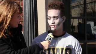 Andre the Zombie: Get Involved at UW Oshkosh