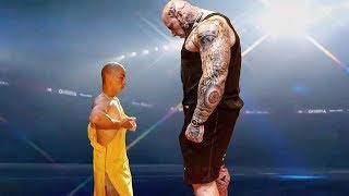 Niemand kann einen Shaolin-Meister schlagen und das ist der Grund, weshalb