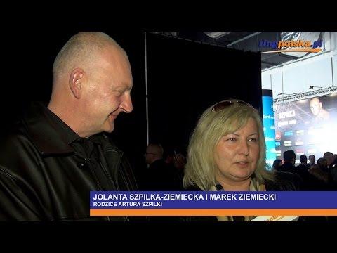 Adamek Vs Szpilka: Rodzice Artura Szpilki Przed Walką Syna