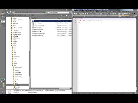 BIT Capacitación - Curso PHP con Mysql - Codificación de archivos. ANSI y UTF-8.