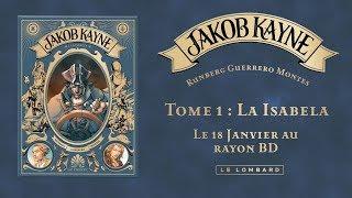 bande annonce de l'album La Isabela