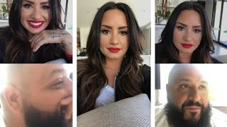 Demi does a live broadcast with one of their friends, what do you think think, want more videos?contact:whatsapp: 5167371766telegram:...