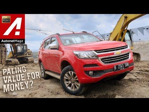 Review Chevrolet Trailblazer By Autonetmagz Youtube