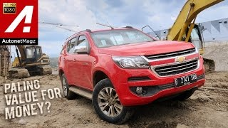 Review Chevrolet Trailblazer by AutonetMagz