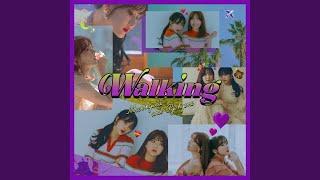 Walking / Moon Hyuna & Pyo Hyemi Video