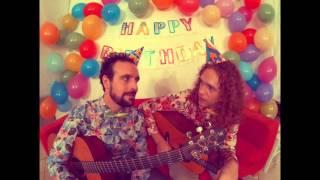 Happy Birthday Becky from the Birthday Boys!