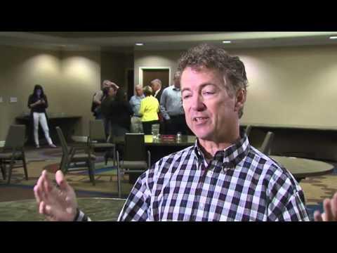 Rand Paul Q&A in Alaska on Marijuana, Immigration, Oil Etc