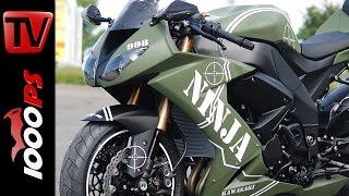 Motorradfolierung | Designs, Vorlagen,  Kosten
