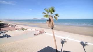 San Felipe Beachfront rental with indoor swimming pool