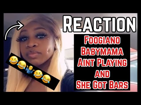 Foogiano Baby 🍼 Mama said he is Foogazy 😂🤣😂 in her own version of Molly Remix 🤷‍♂️ She Got bars