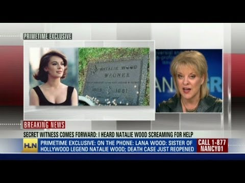 Natalie Wood's Sister Speaks Out
