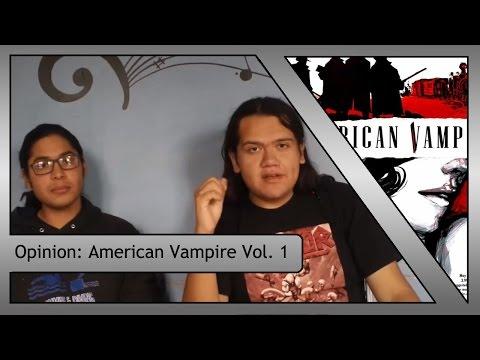 Opinión: American Vampire Vol. 1