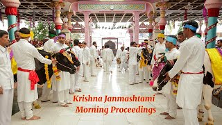 Live Broadcast of Krishnajanmashtami Celebrations at Prasanthi Nilayam - Aug 28 2013, Morning