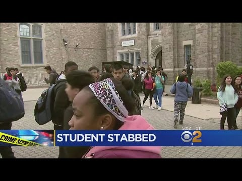 Student Stabbed In New Rochelle