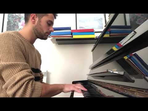 No One But You (Only The Good Die Young) - Queen (Piano Cover)