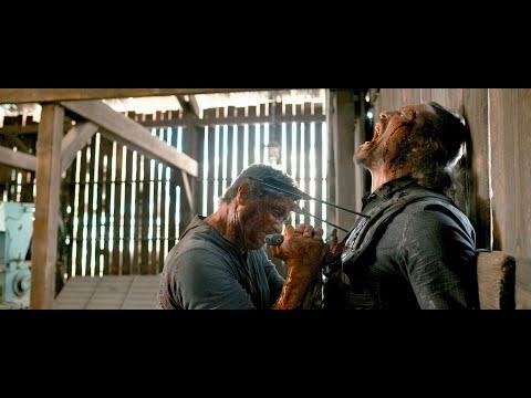Я жажду мести, я РАЗОРВУ тебя на куски и ВЫРВУ ТВОЕ СЕРДЦЕ! Рэмбо последняя кровь