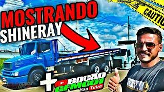 MOSTRANDO A 1620 SERA A MAIS ALTA ?? + BOCAO GFM 001 JUNTAMENTE PATINETY !!! !!!