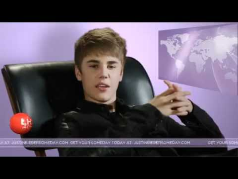 Justin Bieber Someday Perfume Commercial Shot Lame Holiday Swag