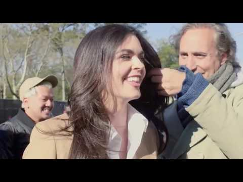 Behind The Scenes of Total Color Hair Color with Katie Lee | Revlon