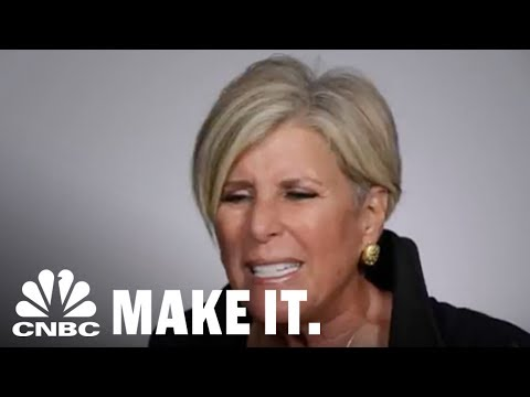 Suze Orman Says This Mental Shift Is The Key To Saving Money | CNBC Make It.