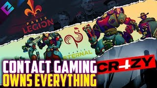 C0ntact Gaming Buy Cr4zy CSGO with Eternal OW and Legion CoD