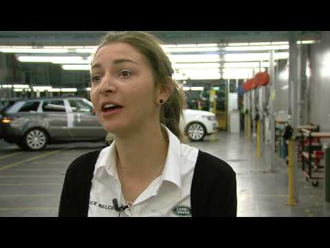 It All Starts Here - Jaguar Land Rover Apprenticeships