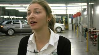 It All Starts Here - Jaguar Land Rover Apprenticeships 2015