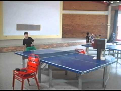 Robot casero tenis de mesa youtube for Mesa tenis de mesa