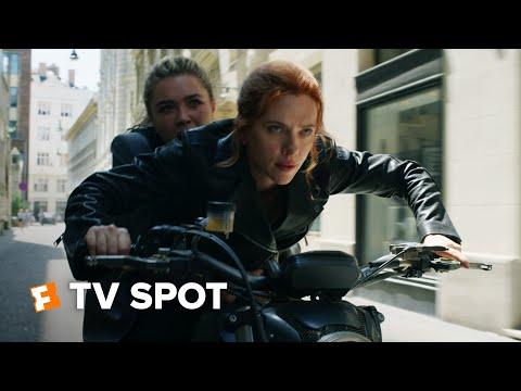 Black Widow TV Spot - Comeback (2021) | Movieclips Trailers