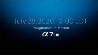 Sony A7SIII LIVE EVENT 2020 with Ula