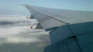 Singapore Airlines B777-300ER Takeoff At Hong Kong Airport