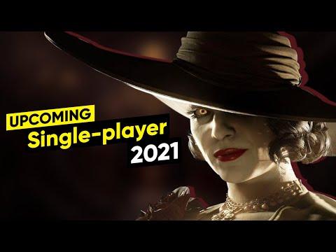 UPComing single-player 2021 games
