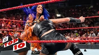 top 10 raw moments wwe top 10 aug 12 2019