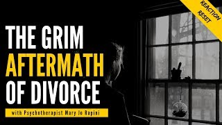 The Grim Aftermath of Divorce