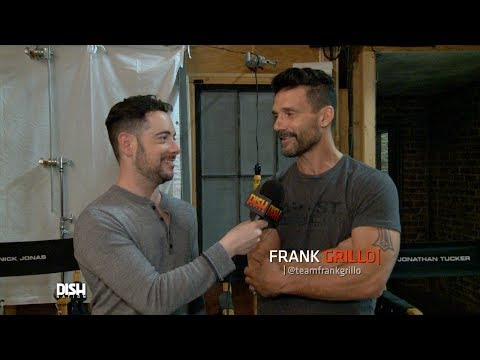 'KINGDOM' STAR FRANK GRILLO DISHES ON THE FINAL SEASON