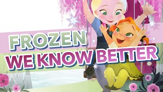 Frozen - We know better『POLISH 』 Outtake