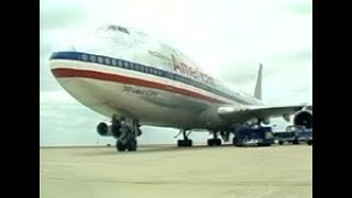 Airport PAST: EARLY DFW Dallas Dt Worth Intl Airport - American Airlines Operations
