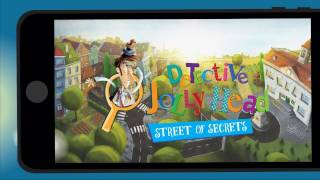 Detective Jolly Head